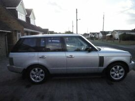 Range Rover Vogue TD6 2003 - immediate collection available