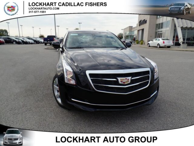 2.5L New Cadillac CUE w/Wireless Charging Standard Equipment Group 1SA Compass