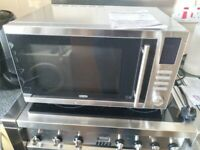 Delonghi microwave oven.