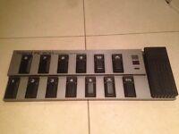 Roland FC200 MIDI Foot Controller