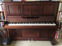 John Broadwood & Sons Piano - FREE TO COLLECT