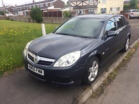 Vauxhall signum 1,8 petrol