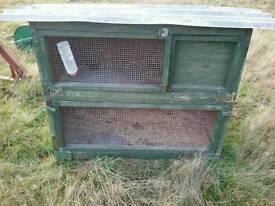 Ferret hutch