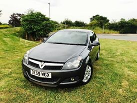 Vauxhall Astra 2009 Full service History long MOT & 2 keys , Alloy wheels