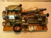 EMCO UNIMAT SL LATHE & MILLING MACHINE