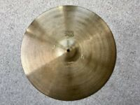 "Vintage Black Label Paiste 2002 20"" Ride Cymbal"