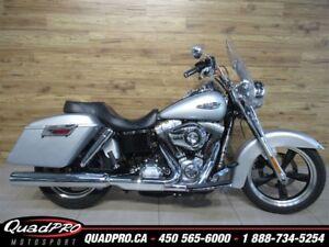 2012 Harley-Davidson FLD-103 Dyna Switchback 59,33$/SEMAINE