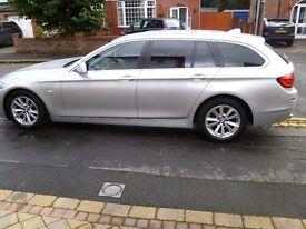 BMW 5 SERIES 2.0 520d SE Touring 5dr Diesel Manual 184 bhp