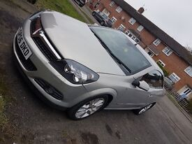 Vauxhall Astra, Twintop, Convertible, 1.9 diesel, 2007, £2095 ono