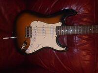Eastcoast, electric guitar
