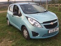 2012 61 Chevrolet Spark plus 1.0