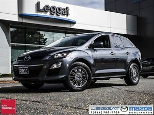2011 Mazda CX-7 LUXURY PACKAGE