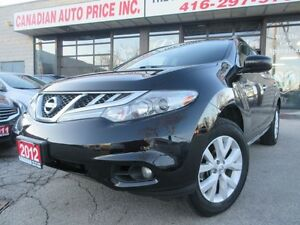 2012 Nissan Murano SV-AWD-PANORAMIC-ROOF-CAMERA-LOADED