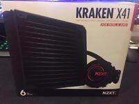 NZXT KRAKEN X41 AIO CPU COOLER rrp.£94.99