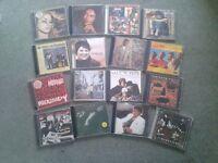 Assorted CDs. (16)