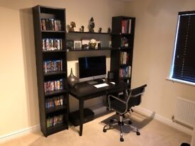 Ikea Office Furniture - Complete Office Package