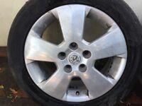 "Genuine Vauxhall - Set of 16"" Alloy Wheels - 205 50 R16 Tyres"