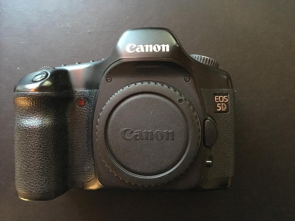Canon 5D Mk1 (Classic) full frame DSLR | in New Town, Edinburgh ...