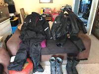 Motorbike bike clothes