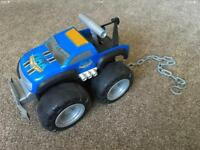 Max tow truck (blue) BRAND NEW
