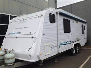 2008 Compass Navigator Sextant shower toilet, club lounge, annexe Melrose Park Mitcham Area Preview