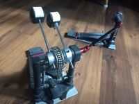 DW 9000 Double Pedal Drum Workshop
