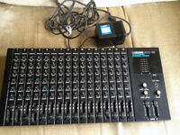 Boss BX-16 mixer (with Japanese Power Supply) - spares/repairs