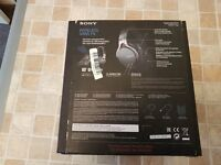 sony mdr-1rbt wireless headphones spares or repair