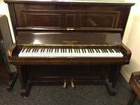 A beginners piano