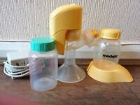 Medela single electric breast milk pump