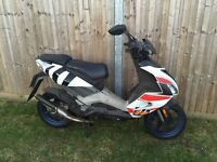 Aprilia Sr 50 2006 spares or repairs scooter moped