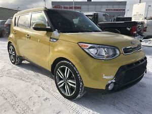 2016 Kia Soul SX+ | Rear-view Backup Camera | Bluetooth
