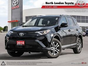 2016 Toyota RAV4 LE aimed squarely at small families who need...