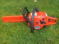 Husqvarna 236 Chainsaw Log Wood Cutter 2 Stroke Petrol 2014 Not STIHL Tree