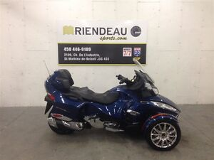 2016 can-am Spyder RT SE5 Limited
