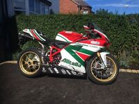 Ducati 1098 S. A one off bike with unique paint job with many extras, in mint condition - 2007