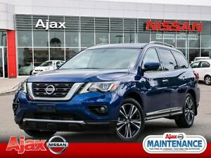 2017 Nissan Pathfinder Platinum*Navigation*Accident Free