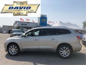 2014 Buick Enclave 1SL/ LEATHER/ REMOTE ST/ 8 PASSENGER/ SAFETY