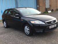 (57) Ford MONDEO 1.6 Estate , mot - May 2018 , service history ,2 owners ,vectra,astra,focus,accord,