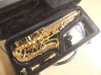 Saxophone – Alto – Used once
