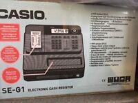 Casio till brand new in box