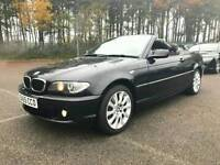 BMW 318i 2.0 Automatic Convertable Long MOT 1 Previous Owner