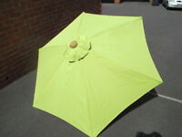 Blooma Green Patio Garden Parasol
