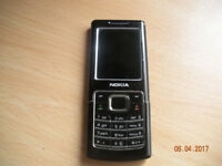 Nokia 6500 Classic 1GB W/ Charger
