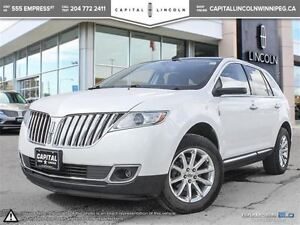 2011 Lincoln MKX AWD *Rear Cam-Leather-Dual Sunroof*