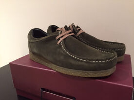 Men's size 10 casual suede shoe by Base London