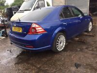 FORD MONDEO ST **BREAKING** ENGINE AND GEARBOX ALSO AVAILABLE