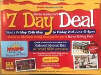 7 DAY DEAL CHEAP AND LUXURY CARAVANS FOR SALE IN NORTH WALES