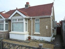 1 to 2 Bedroom Bungalow for rent. Furnished or Un-furnished. In very quiet road. £750 / £800PCM