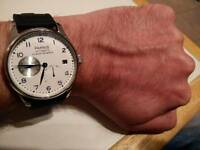 Parnis automatic watch IWC Portuguese Homage